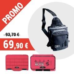 Promo Molix Street Bag Black