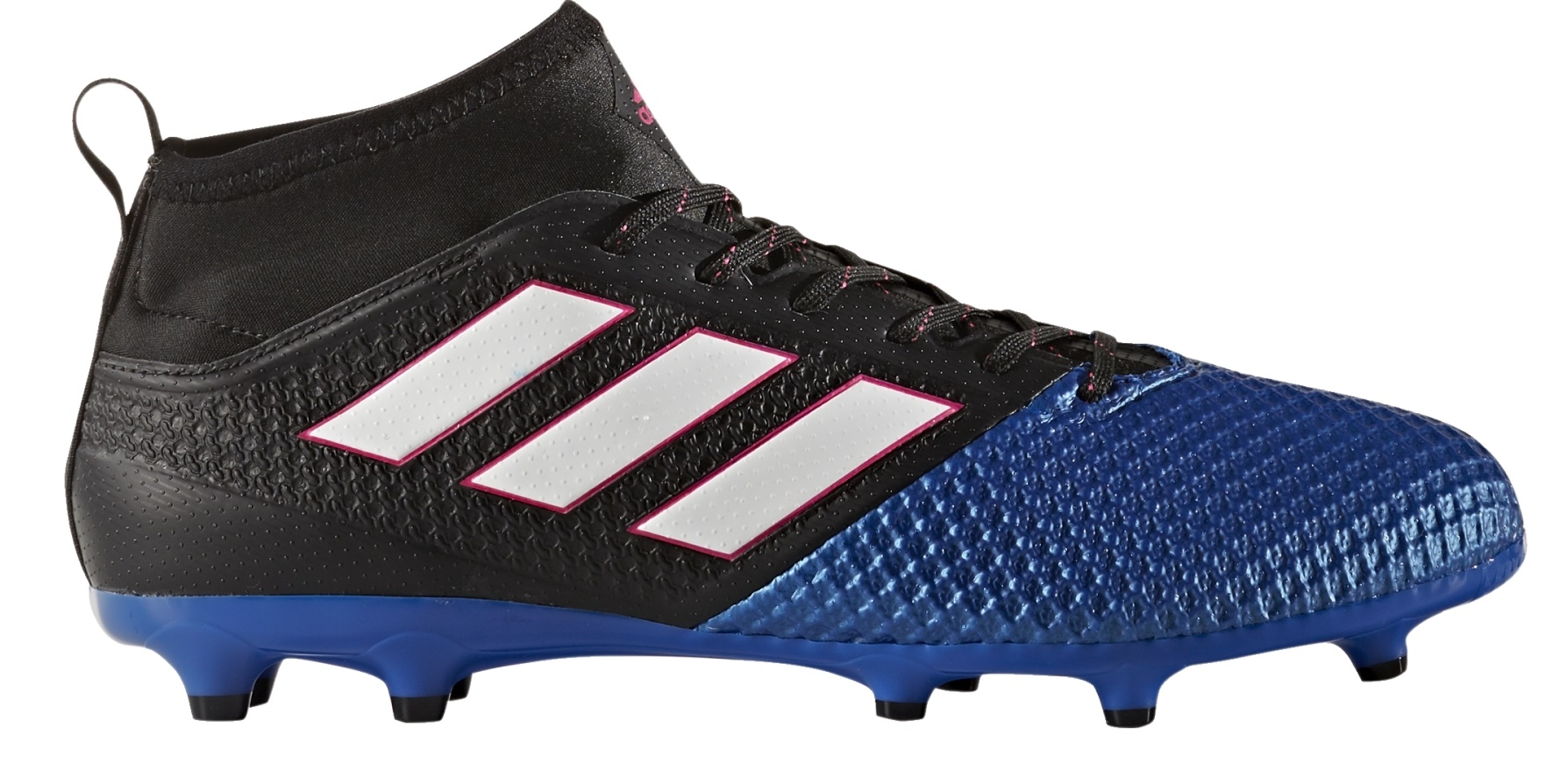 1adc6d247 Adidas Football boots Ace 17.3 PrimeMesh FG Blue Blast Pack colore Blue  Light blue - Adidas - SportIT.com