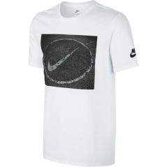 T-Shirt Uomo Asphal Photo bianco