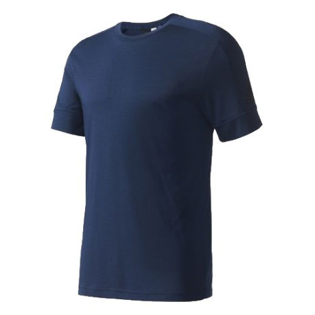 T-Shirt Man ID Stadium blue
