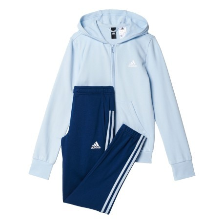 baby blue adidas tracksuit