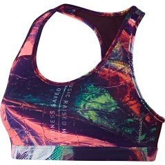 Top Donna Hero Racer Print fantasia