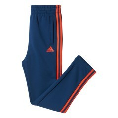 Pantalone Junior Essential 3 Stripes blu rosso