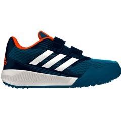 Scarpe Junior Alta Run blu bianco
