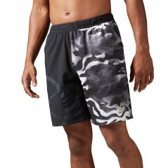 Short Uomo Camo Speed  nero