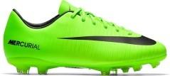 Scarpe Calcio Junior Vapor FG verde