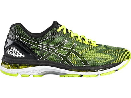 Men s Shoes Gel-Nimbus 19 Man A3 Neutral colore Black Yellow - Asics ... d4a143267fa