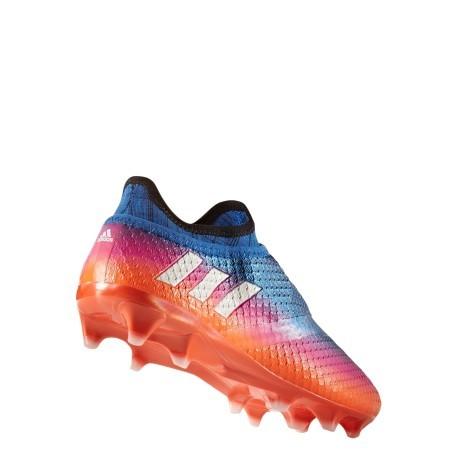 Zapatos de Fútbol Adidas Messi 16+ PureAgility FG Azul Explosión Pack