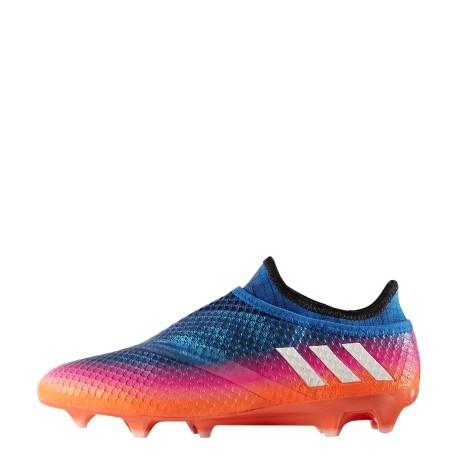 Scarpe Calcio Adidas Messi 16+ PureAgility FG Blue Blast Pack