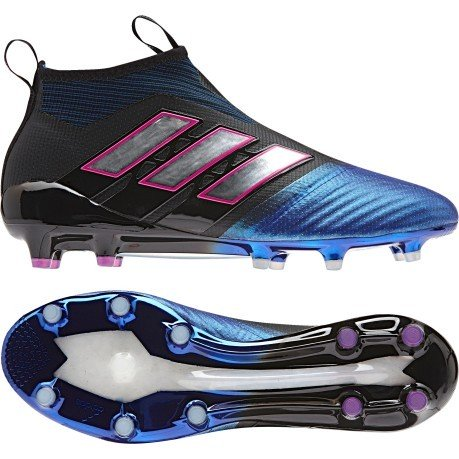sneakers for cheap 50b15 b39c2 Adidas Football boots Ace 17+ PureControl FG Blue Blast Pack
