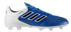 Scarpa Adidas Copa 17.2 Blu Bianco 1