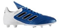 Scarpe Adidas Copa azzurro/bianco 1