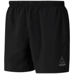Short Uomo Running Essentials 5In grigio variante 1