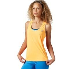Canotta Donna Running Essential ActivChill giallo