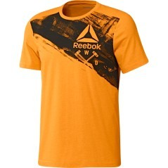 T-Shirt Uomo SpeedWick Blend Hand Crafted giallo