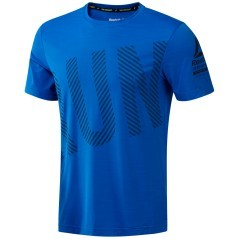 T-Shirt Uomo Running ActivChill blu