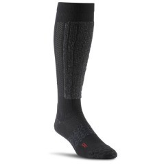 Calze Crossfit Compression Knee nero