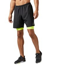 Short Uomo Running 2 In 1