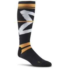 Calze Uomo CrossFit Star Knee nero