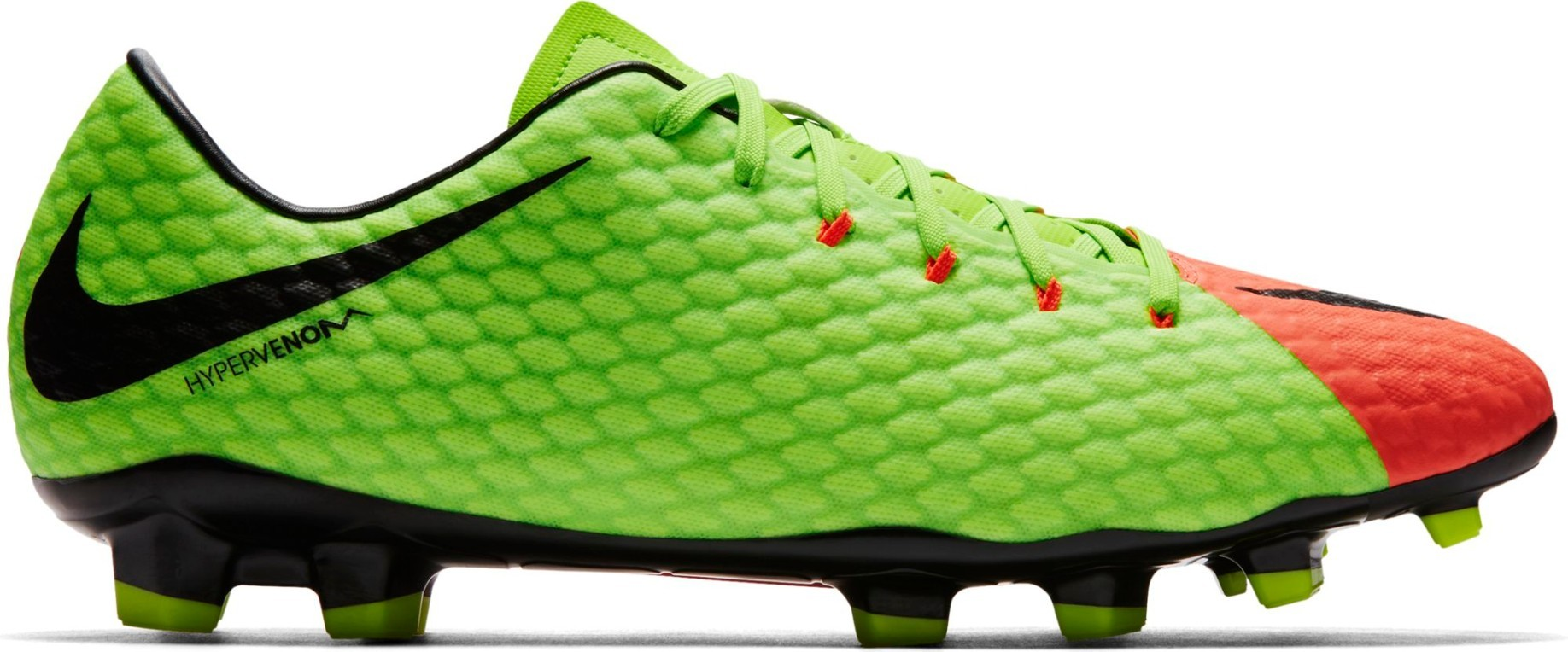 cheap for discount d85db 2af33 Soccer shoes Nike Hypervenom Phelon III FG Radiation Flare Pack