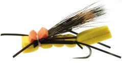 Mosca Yellow Hopper