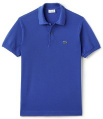 Polo Classic azzurro