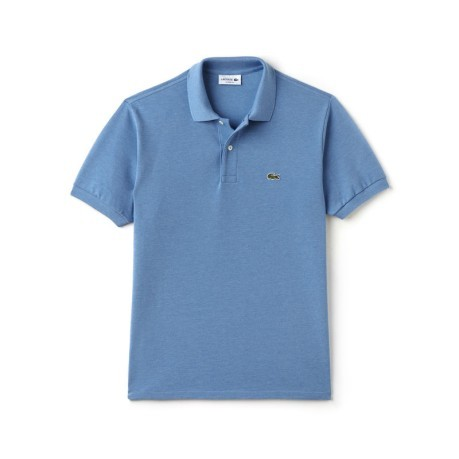 Polo lacoste classic chin colore azzurro lacoste for Colori polo lacoste