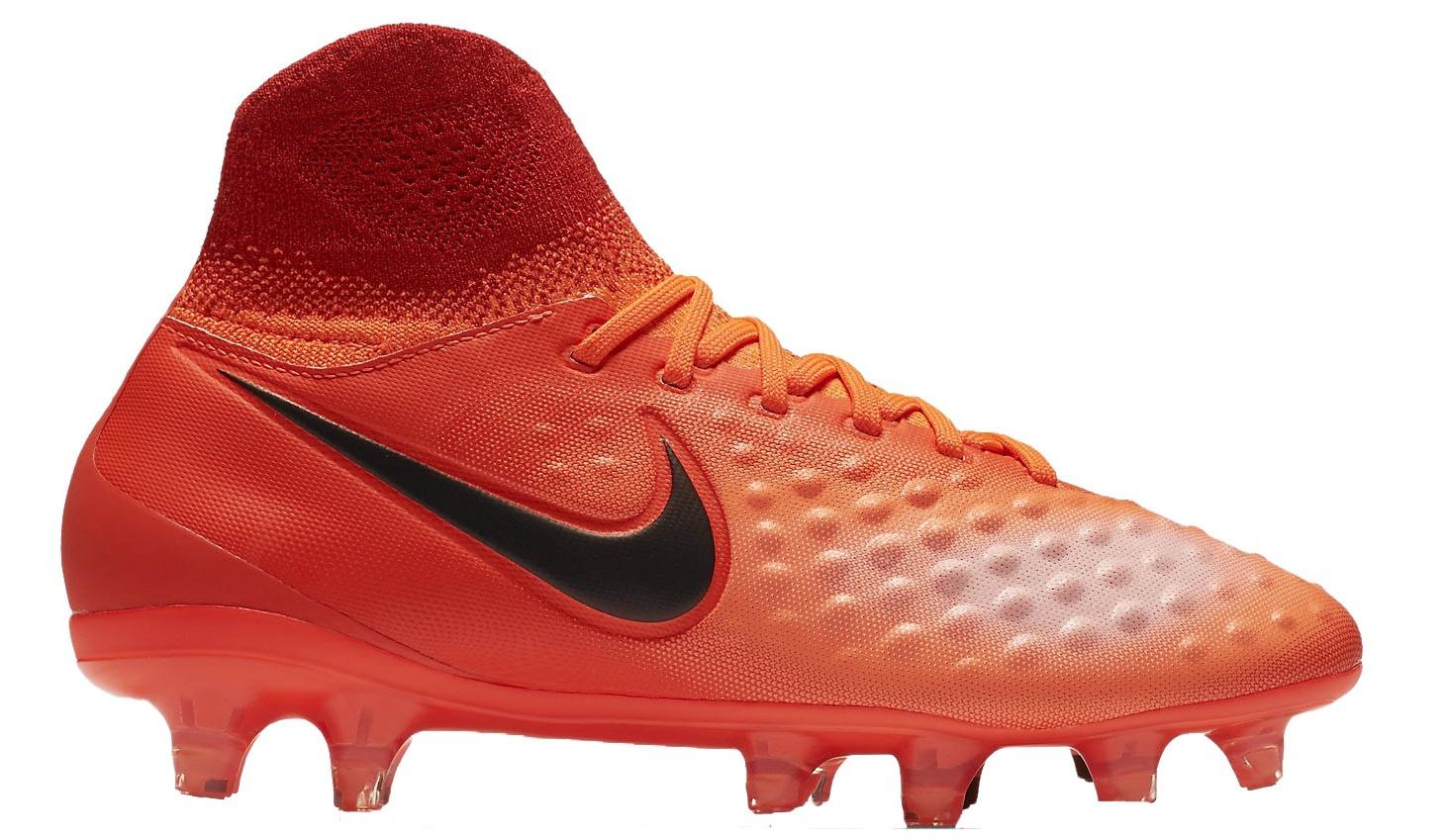 Scarpe Calcio Bambino Nike Magista Obra II FG Radiation Flare Pack