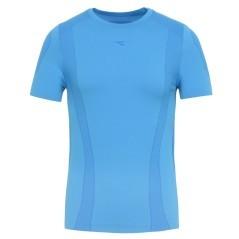 T-Shirt Uomo TechFit azzurro