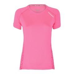 T-Shirt Donna X-Run rosa