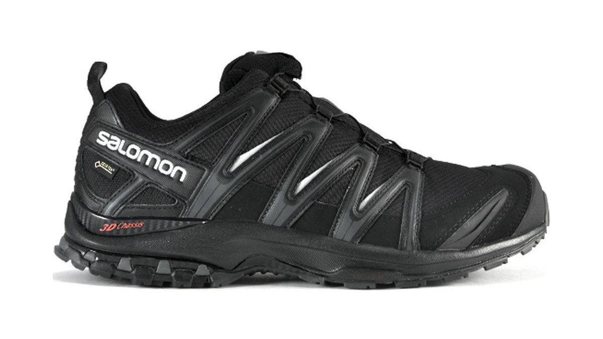 d706f25f5fef4 Scarpe Trekking Uomo XA Pro 3D GTX colore Nero - Salomon - SportIT.com