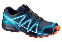 Scarpe Running SpeedCross 4 Gtx Gore A5 nero blu
