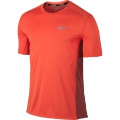 T-Shirt Running Uomo Dry Miler azzurro