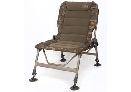 Sedia pesca R1 Camo Recliner Chair