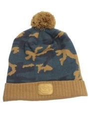 Camo Bobble Hats