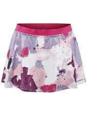 Gonna Vision Graphic Skirt fantasia viola