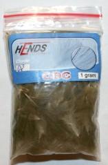 Piume CDC Featherd 1 g bianco