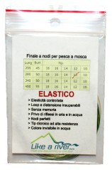Finale elastico a nodi tip 0,12