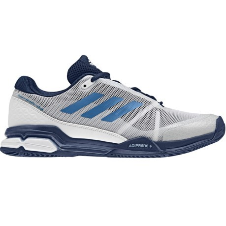 on sale 818d0 a3045 Shoe Man The Barricade Club colore White Blue - Adidas - Spo