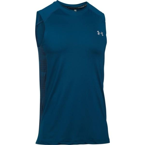 65bb5fab3bcc8 Ua Raid Sleeveless colore Blue - Under Armour - SportIT.com
