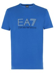 T-Shirt Uomo Train Logo Series blu variante 1