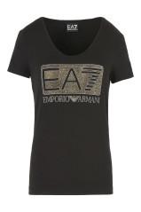 T-Shirt Donna Trainig Logo Series nero