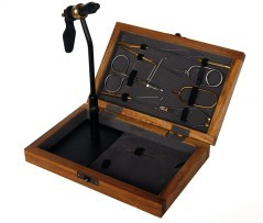 Kit Wooden Compact marrone