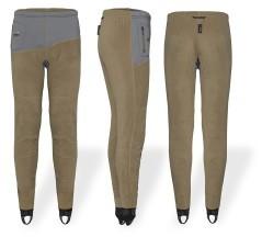 Pantaloni Inxula Lead Grey  beige