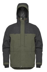 Jacket Barbarus green