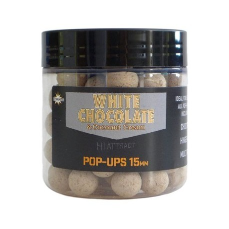 Boilies Pop Up White Chocolate & Coconut Cream
