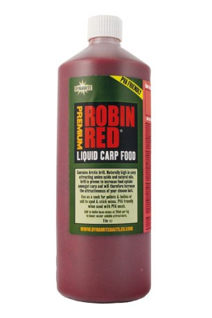 Liquid Carp Food Robin Red