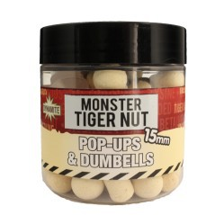 Monster Souchet Blanc Fluro Pop-Ups Et De Dumbell