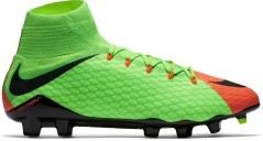 Scarpe Nike Hypervenom giallo/arancio
