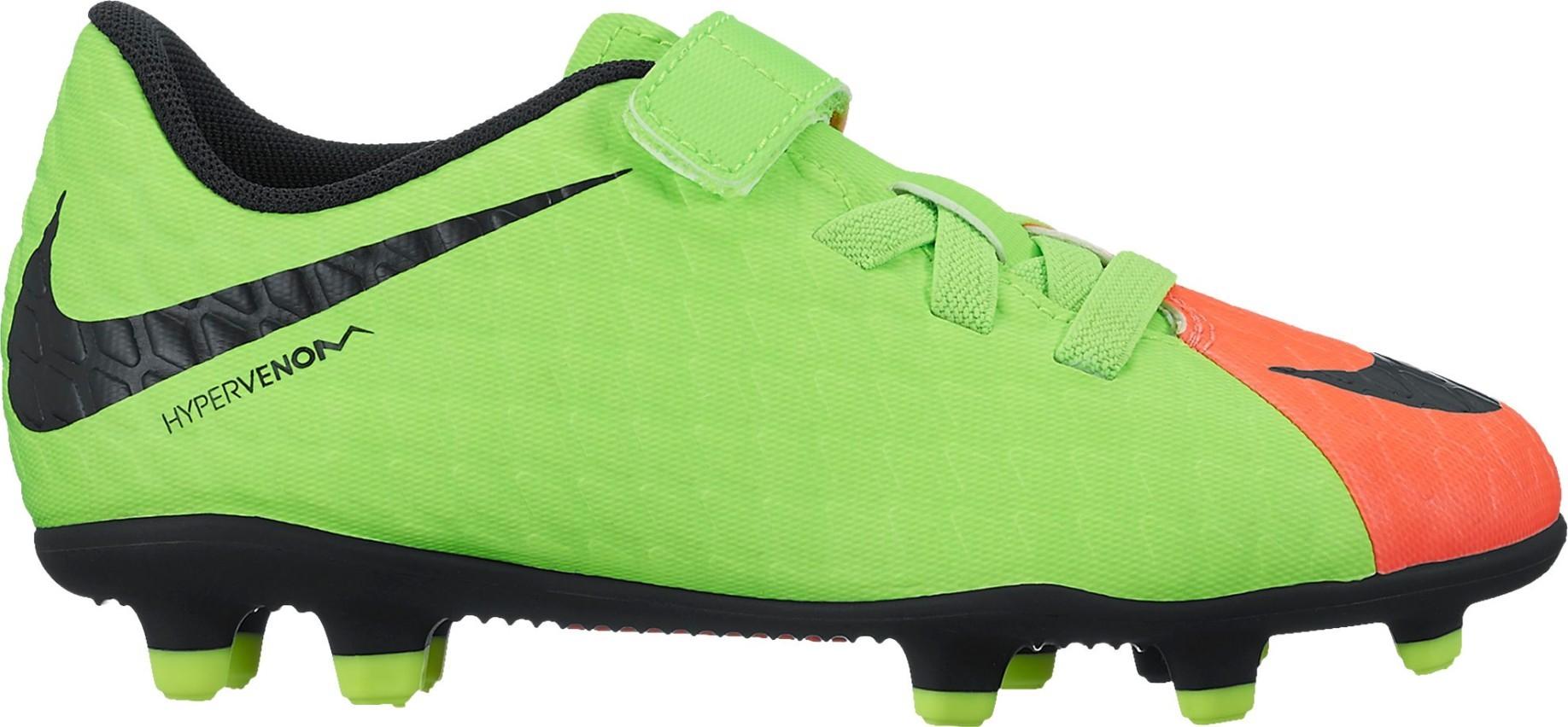 Nike Fußballschuhe Hypervenom Phade III FG JR US 5Y - EU 37,5